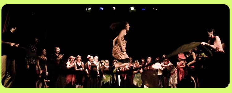 Preentaciones en público. Autoestima Flamenca