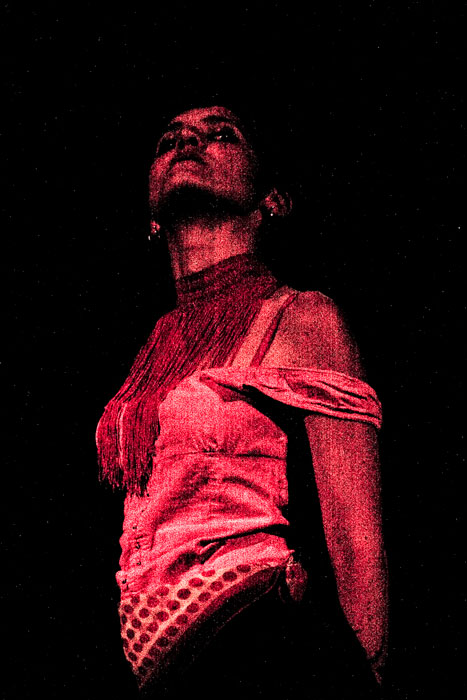 Energía flamenca: Agresividad