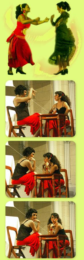 El compás en la Autoestima Flamenca