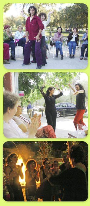 Bailes de Fiesta