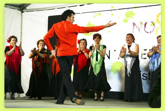 Herramientas flamencas