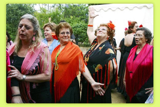 Herramientas: carácter flamenco