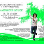INTUICIÓN: PRAGA 2015