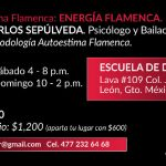 Talleres de Autoestima Flamenca en escuela Brisé, México