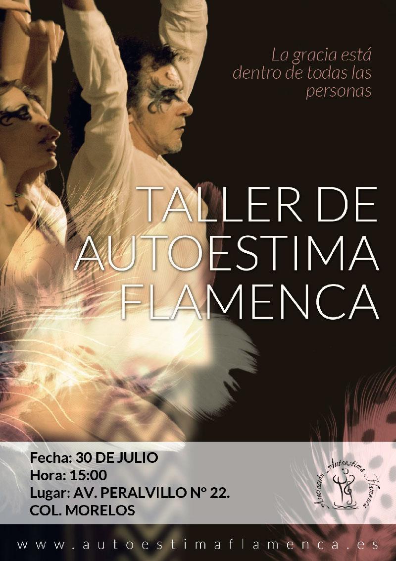 Taller Autoestima Flamenca Morelos México