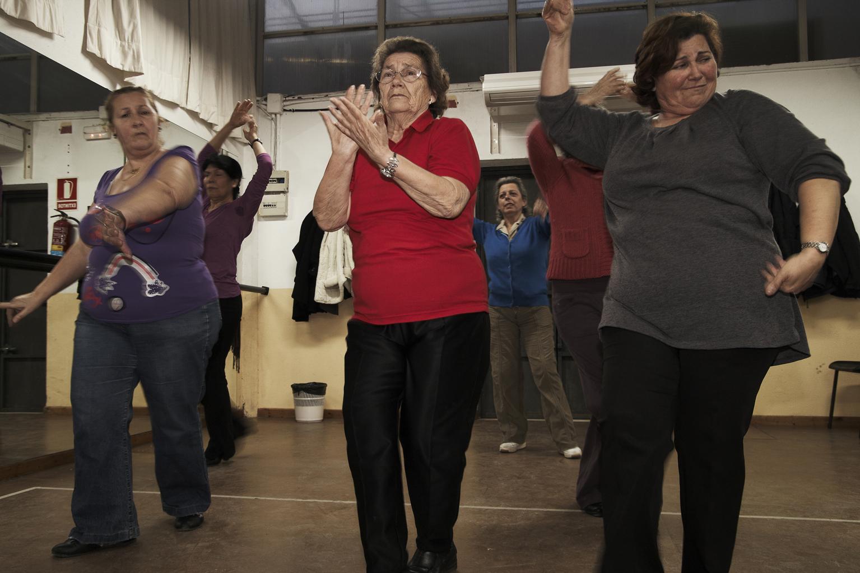 Las Esqueletas: Resiliencia Flamenca