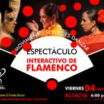 Espectáculo Interactivo Flamenco