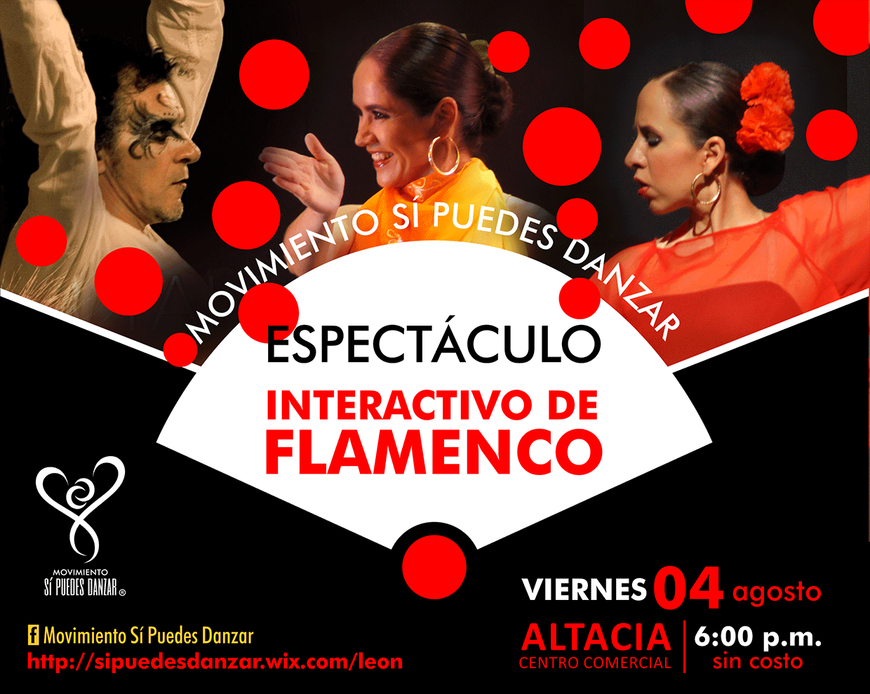 Espectáculo Interactivo Flamenco
