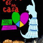 Mi casa es mi barrio. Actuación de Autoestima Flamenca 2019. Polígono Sur