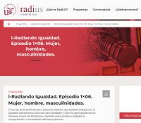 i-Radiando igualdad con Carlos Sepúlveda en la Universidad de Sevilla