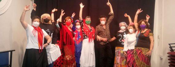 Talleres Autoestima Flamenca para Mayores